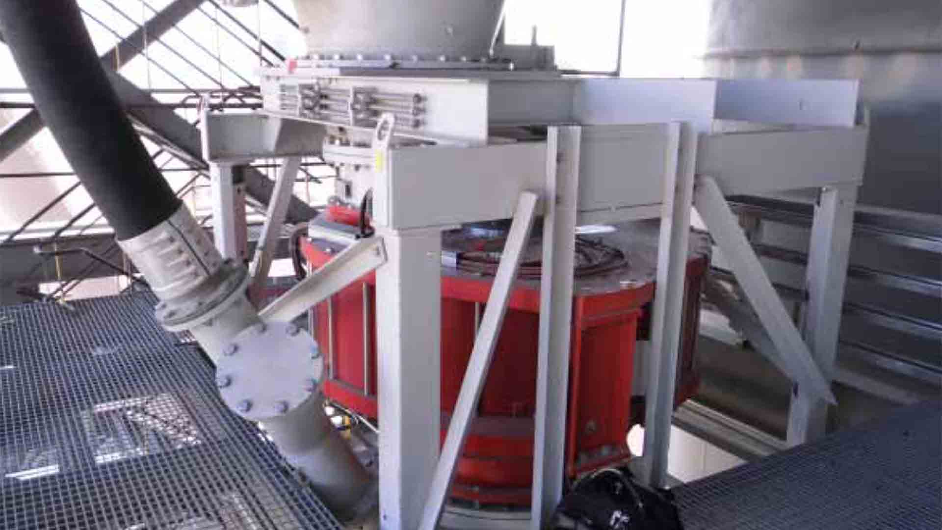 rotor weighfeeder TRW SD