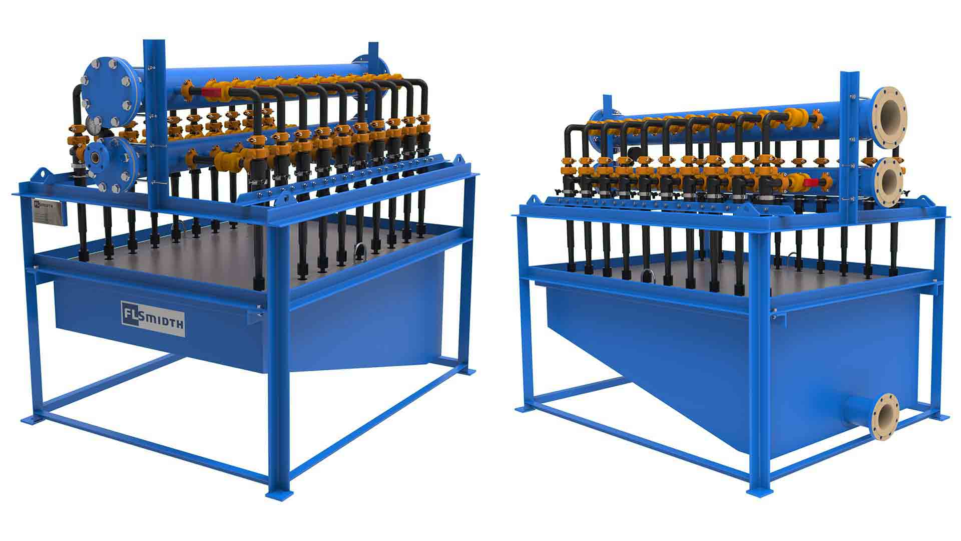 Krebs Urethane Cyclone for Industrial separation