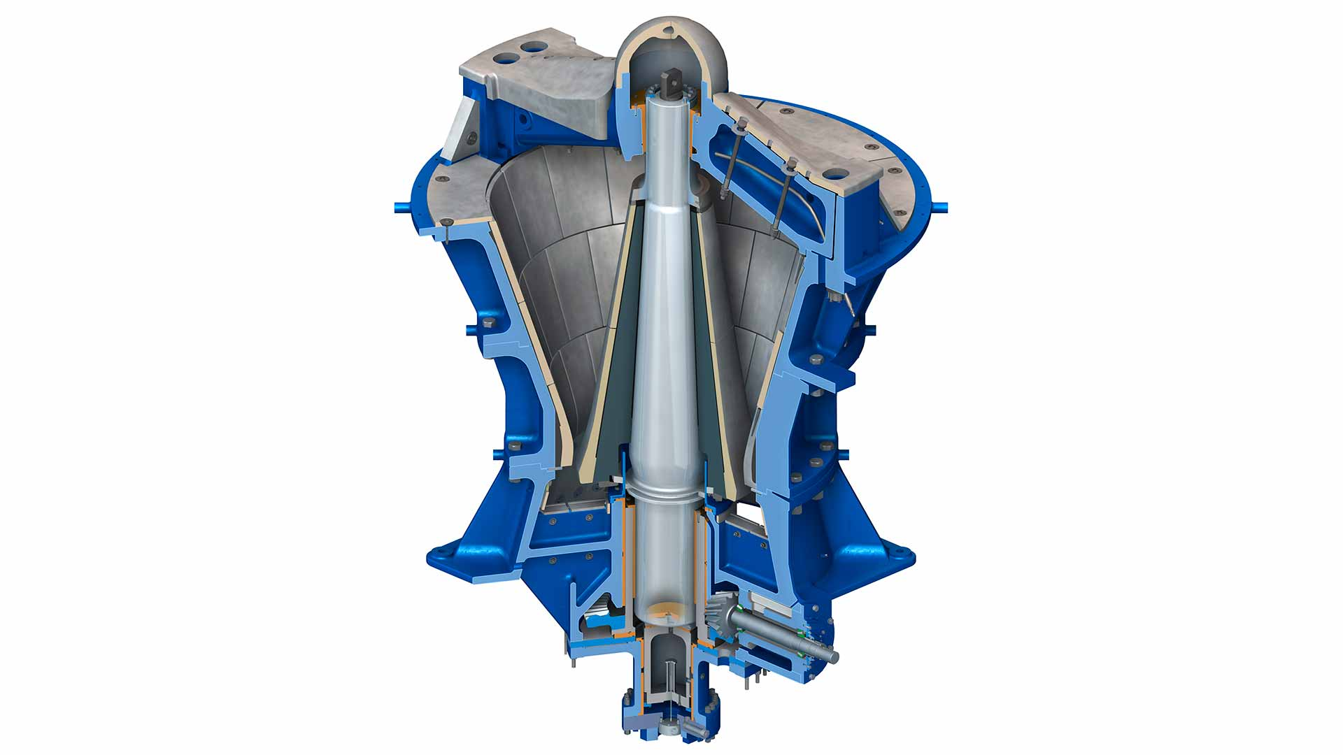 Gyratory Crusher NT