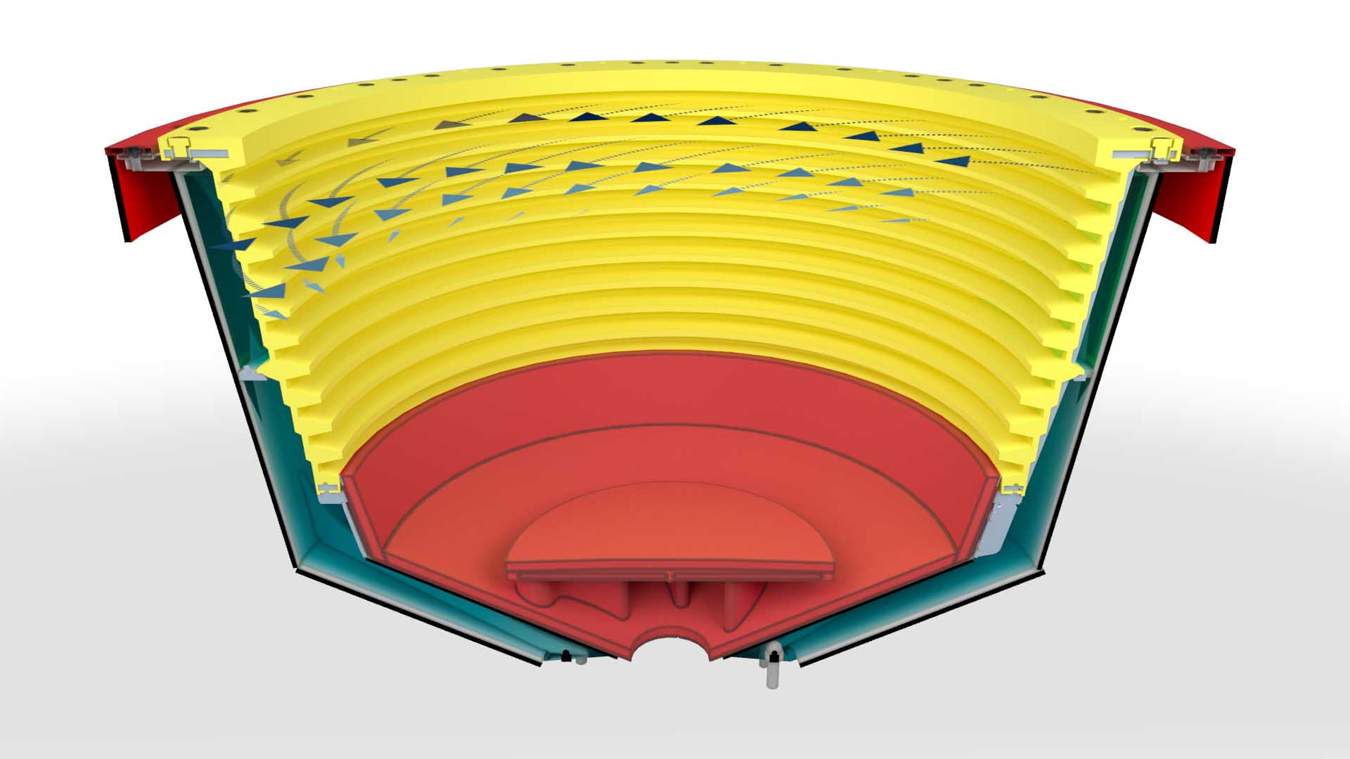 Knelson™ Semi-Continuous Gravity Concentrator